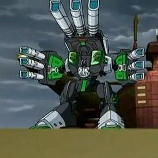 Darkus Doomtronic