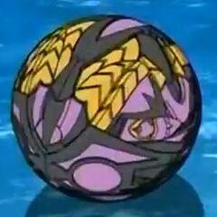 Knight Percival in geschlossender Ballform