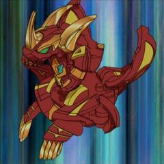 Lumino Dragonoid in Ballform