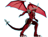 DarkRed HelixDragonoid