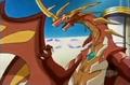 Neo Drago stand