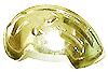 Sechs Aqua Metal Sole Gold Tri Red