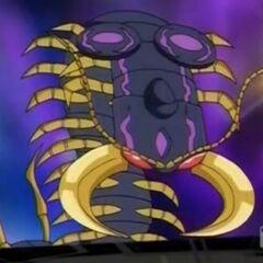 Centipoid in Bakuganform