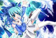 Helen blue hair
