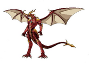 Helix Dragonoid(bakuganform)