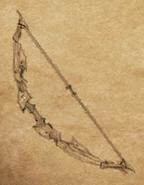 Elven Court Bow item artwork BG2