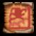 Death Fog Icon Scroll