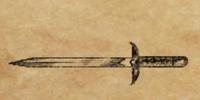 Silver Dagger - Werebane