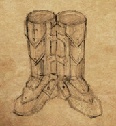 Boots of Etherealness item artwork BG2