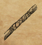 BGEE Staff Spear +2 item artwork