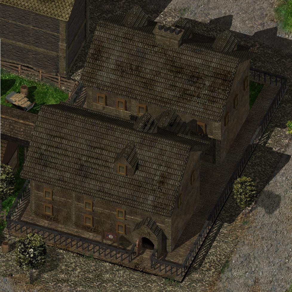 Baldur S Gate Enhanced Edition Inn Room