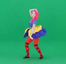 Im an Ballarina