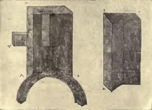 Case and slider - Codex P fol. 68 verso - Schneider 1906