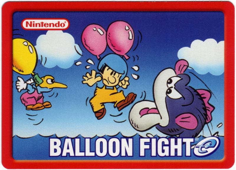 Balloon Fight Gb Cartridge