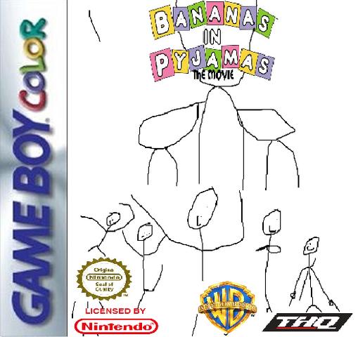 File:Bananas in Pyjamas The Movie GBC.png
