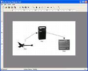 AudioSetupDiagramTool Oneway Shapes