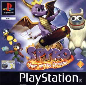 Spyro the Dragon 3
