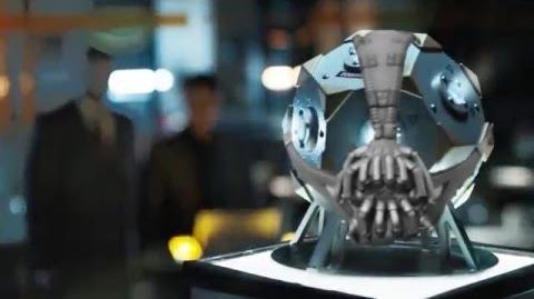 Quantum Bane- Live Action CIA Trailer