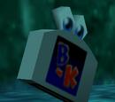 Banjo-Kazooie Game Pak