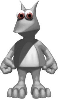 Grey Jinjo Banjo Kazooie Wiki Fandom Powered By Wikia