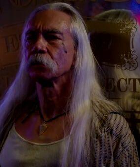 Old Native American Man