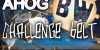 Banter Wars Challenge belt