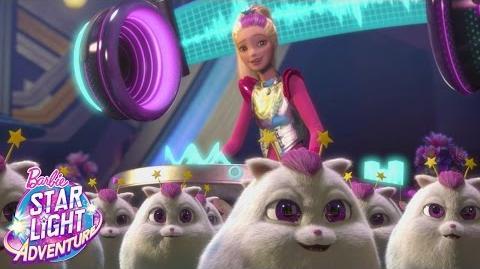 Barbie: Star Light Adventure Bloopers