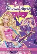 Junior-novelization-barbie-princess-popstar
