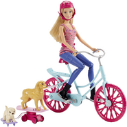 Great Puppy Adventure Spin Ride Pups Doll 1