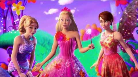 2014 - Barbie and The Secret Door - Trailer