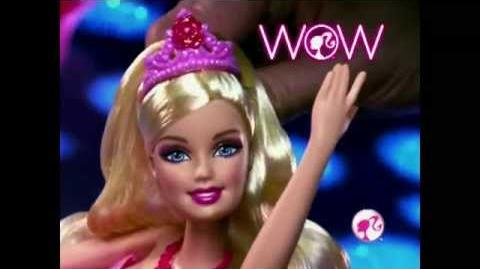 Barbie™ in The Pink Shoes- Kristyn™ 2 in 1 Transforming Ballerian Dolls Commercial