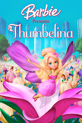 Barbie Presents Thumbelina Digital Copy