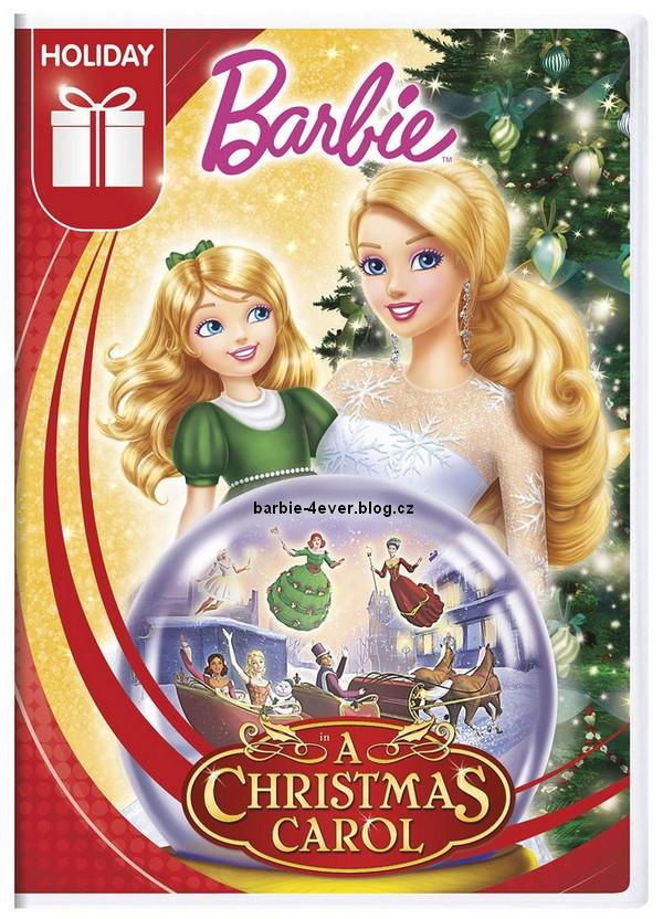 Image - Holiday Barbie Movies - A Christmas Carol.jpg   Barbie ...