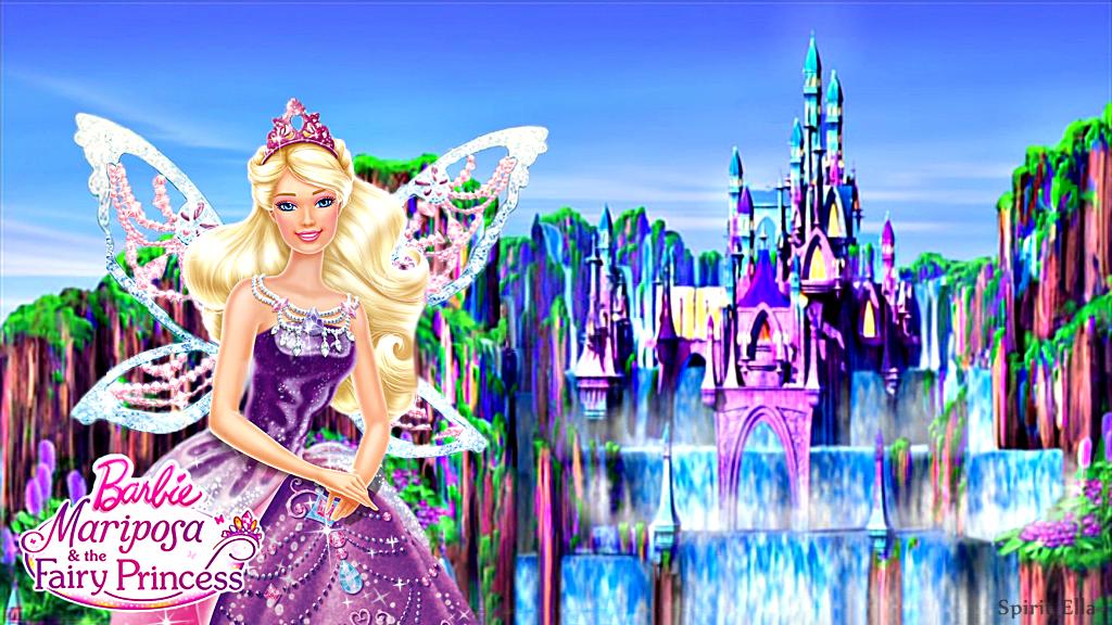 Barbie Wallpaper Hd: Image - Barbie-Butterfly-Wallpaper-HD.png