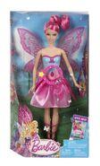 Barbie Mariposa & the Fairy Princess Talayla Doll Boxed