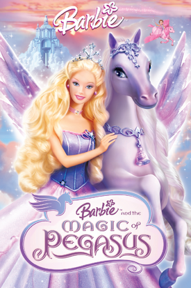 Barbie and the Magic of Pegasus Digital Copy