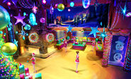 Barbie A Perfect Christmas Concept Art 3