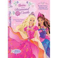 BarbieDiamondCastle book