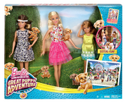 Great Puppy Adventure Sisters Willowfest Doll Gift Set 4