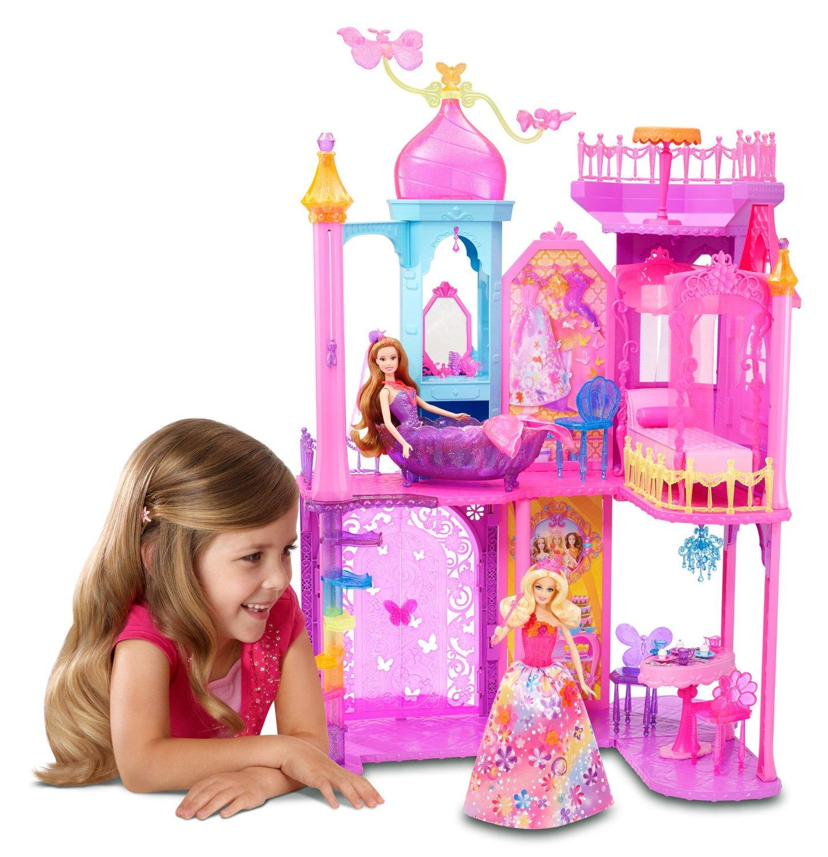 princess movies barbie