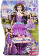Popstar Keira 2 in 1Transforming Doll 5
