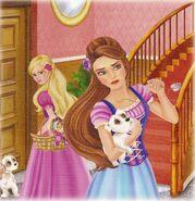 Barbie & The Diamond Castle Book Scan 7