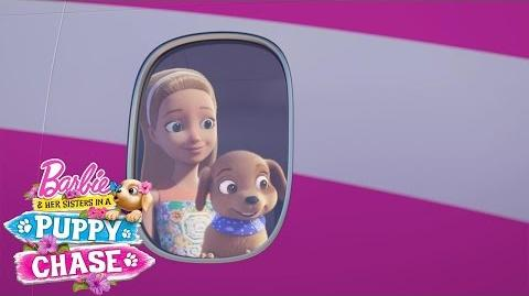 Barbie™ & Her Sisters in a Puppy Chase Exclusive Sneak Peek with Hunter & Scout Barbie