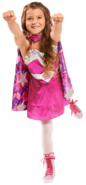 Princess Power Costume 6