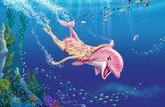 Book Illustration of Mermaid Tale 5