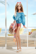 Malibu Barbie Doll By Trina Turk 3