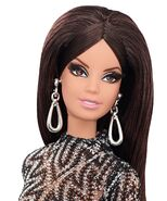 The Barbie Look City Shine Barbie Doll (CFP38) 2