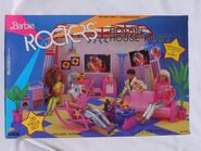 Rockin house party playset