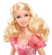 Birthday Wishes Barbie Doll (BCP640) 4
