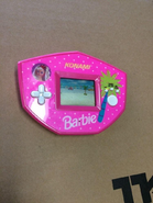 Barbie LCD Game 1